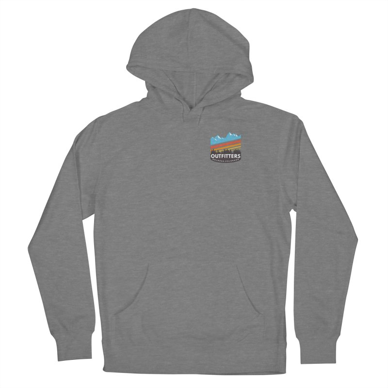 Outfitters Snow Days Women's Pullover Hoody by dolores outfitters's Artist Shop
