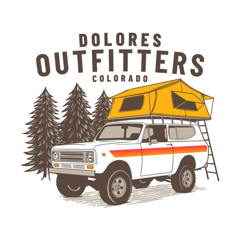Outfitters Overland Accessories Mug by dolores outfitters's Artist Shop