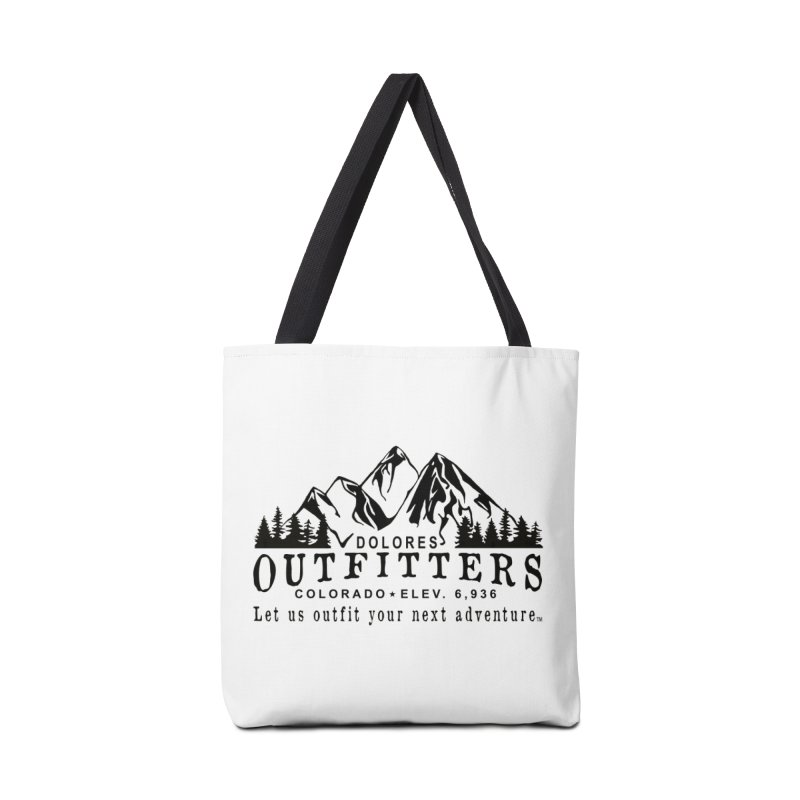 Dolores Outfitters Logo Accessories Tote Bag Bag by dolores outfitters's Artist Shop