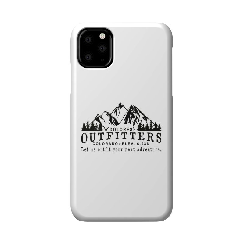 Dolores Outfitters Logo Accessories Phone Case by dolores outfitters's Artist Shop