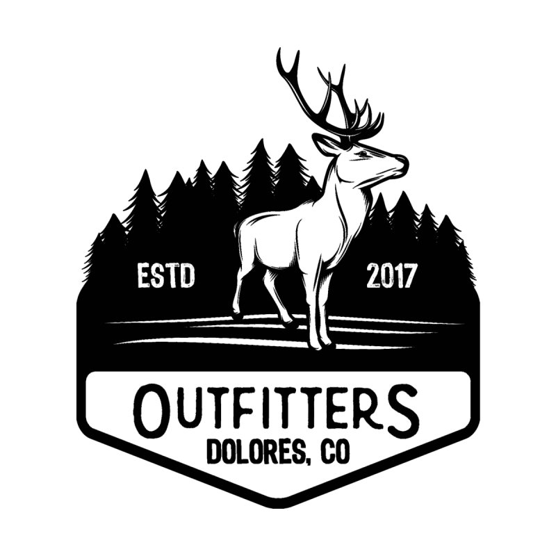 Outfitters Deer Logo Men's Tank by dolores outfitters's Artist Shop