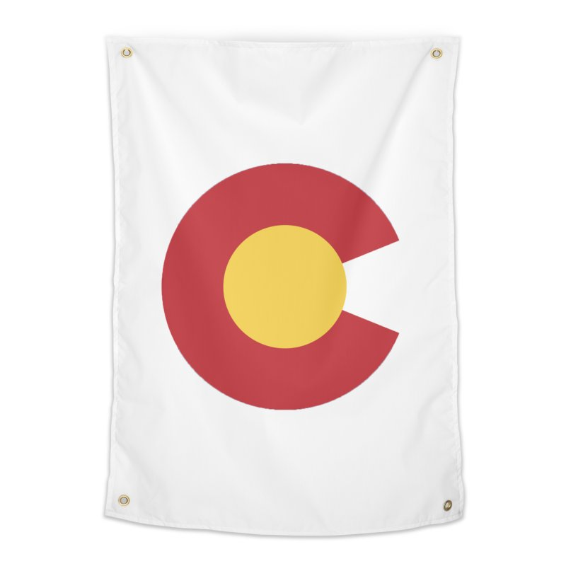 Colorado Home Tapestry by dolores outfitters's Artist Shop