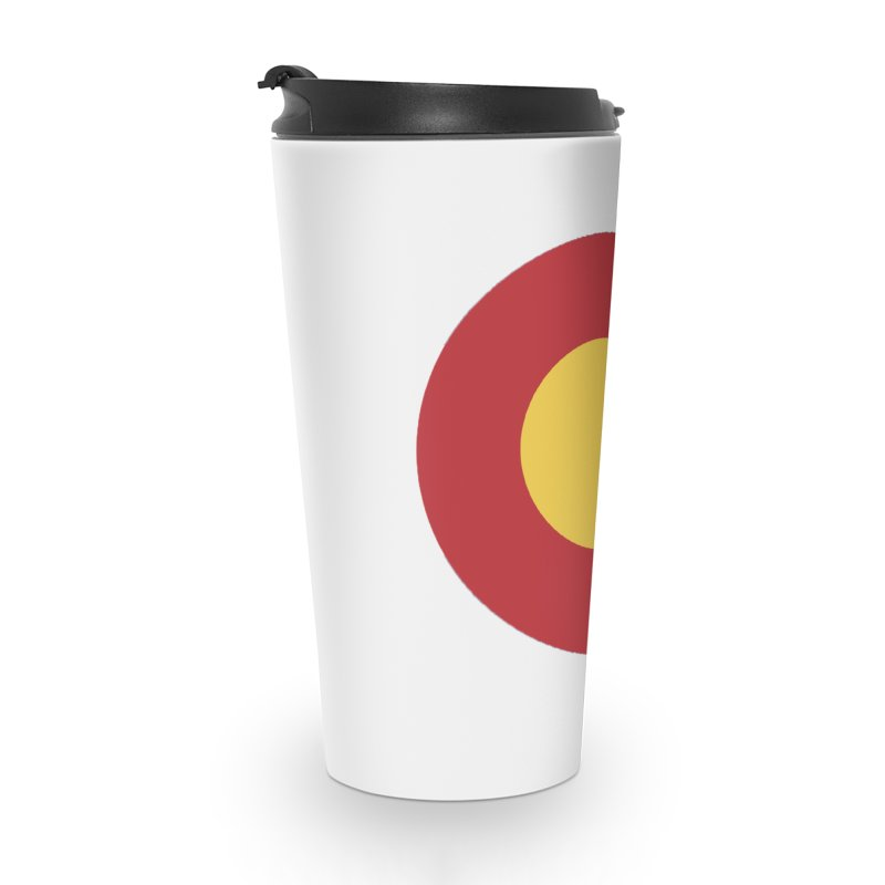 Colorado Accessories Travel Mug by dolores outfitters's Artist Shop