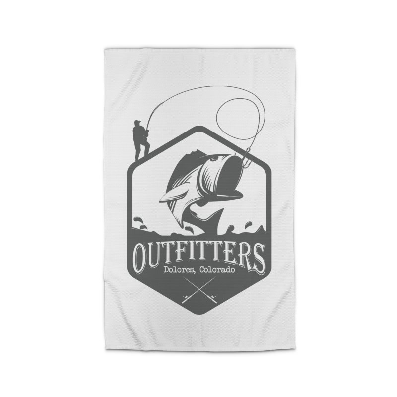 Outfitters Fishing Home Rug by dolores outfitters's Artist Shop