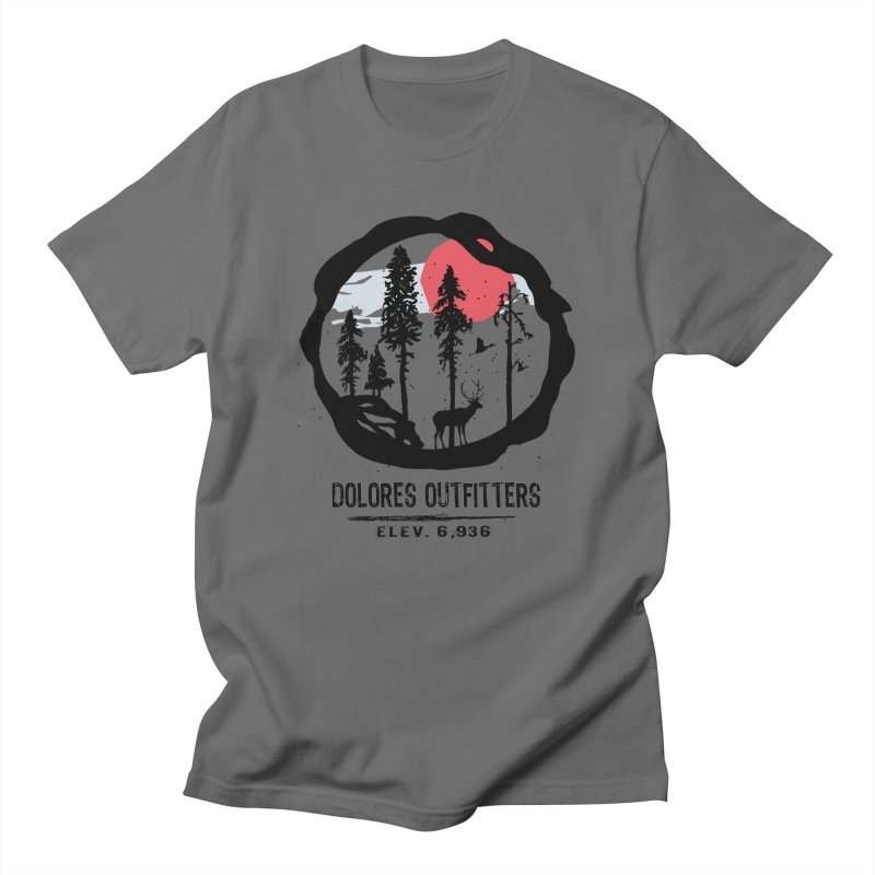 Outfitters Nature Women's T-Shirt by dolores outfitters's Artist Shop