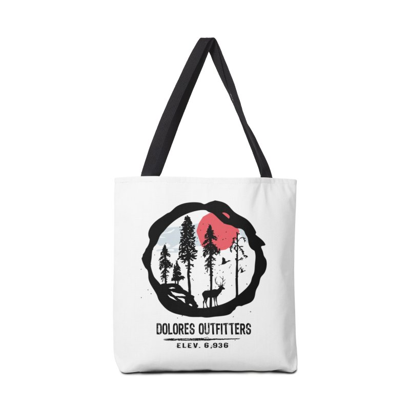 Outfitters Nature Accessories Tote Bag Bag by dolores outfitters's Artist Shop