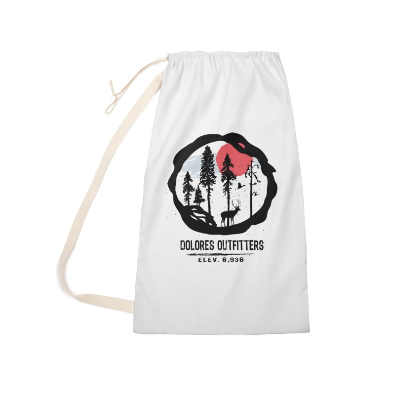 Outfitters Nature Accessories Laundry Bag Bag by dolores outfitters's Artist Shop