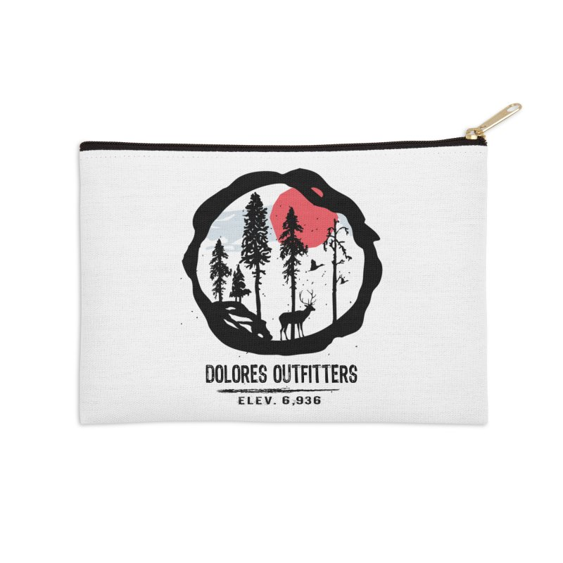 Outfitters Nature Accessories Zip Pouch by dolores outfitters's Artist Shop