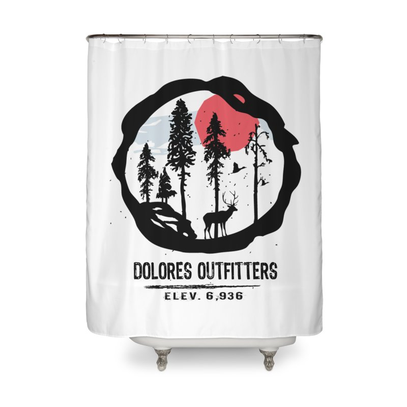 Outfitters Nature Home Shower Curtain by dolores outfitters's Artist Shop