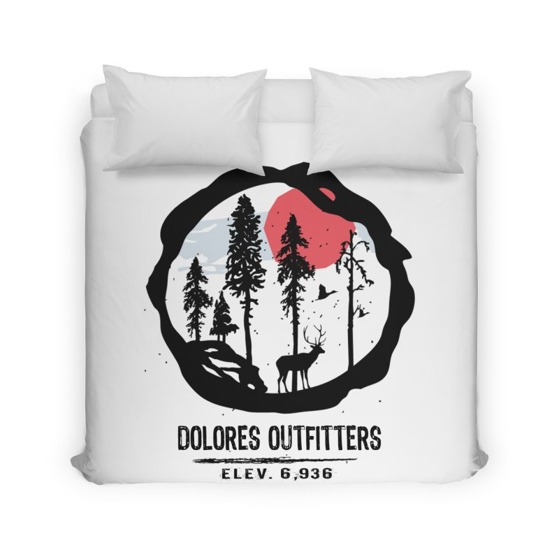Outfitters Nature Home Duvet by dolores outfitters's Artist Shop