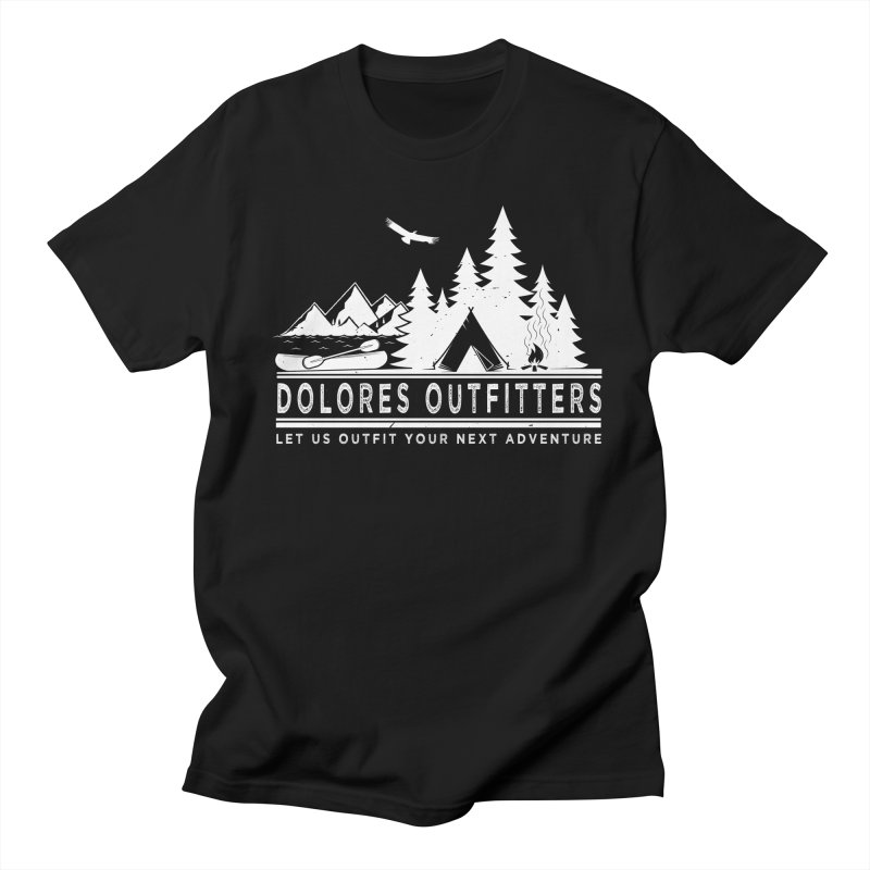 Outfitters Camp Women's Regular Unisex T-Shirt by dolores outfitters's Artist Shop