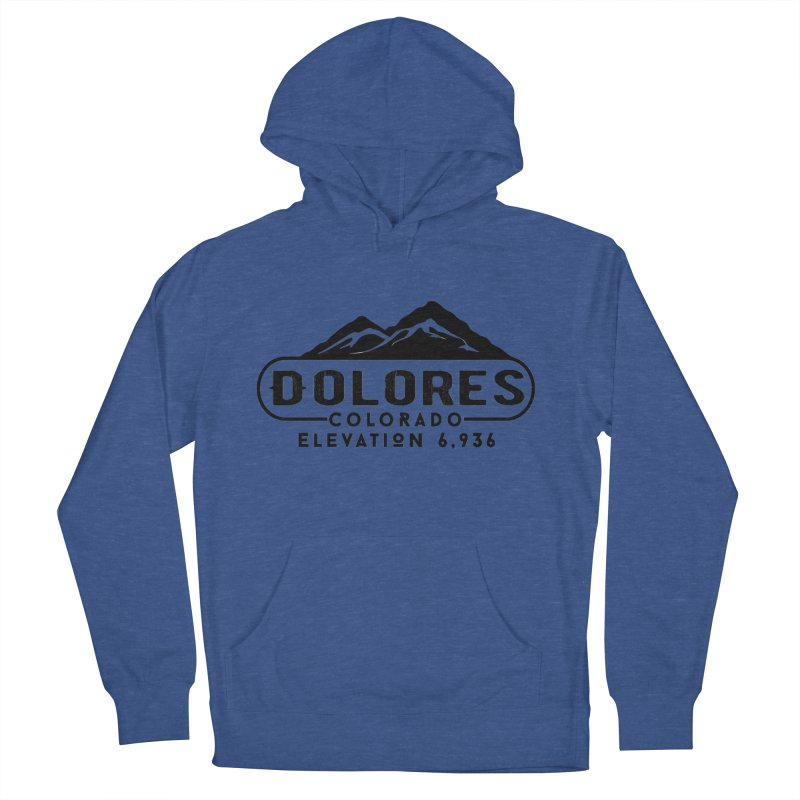 Dolores Colorado Men's Pullover Hoody by dolores outfitters's Artist Shop