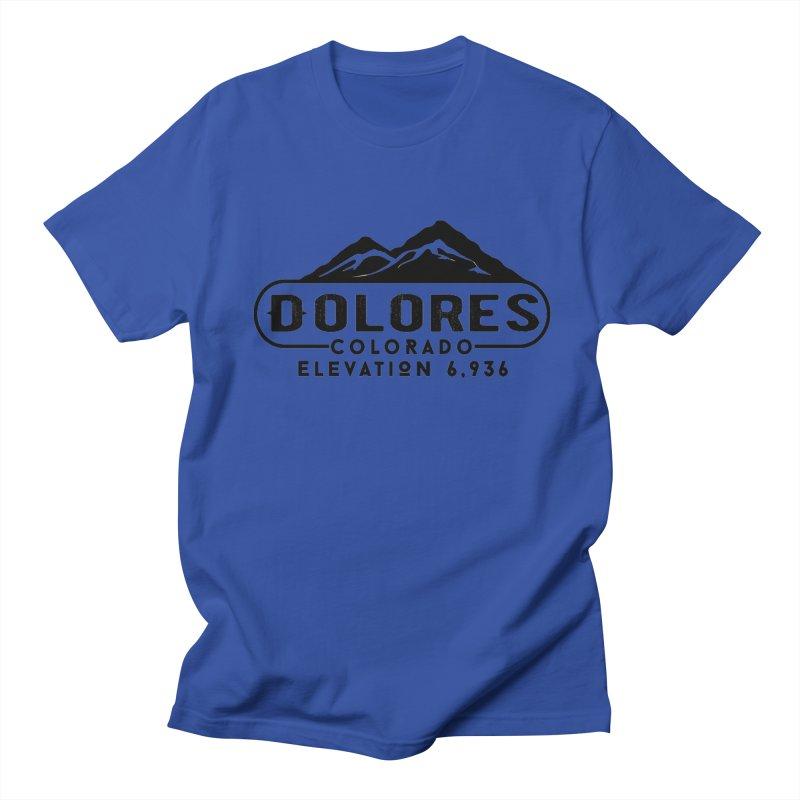 Dolores Colorado Women's Regular Unisex T-Shirt by dolores outfitters's Artist Shop