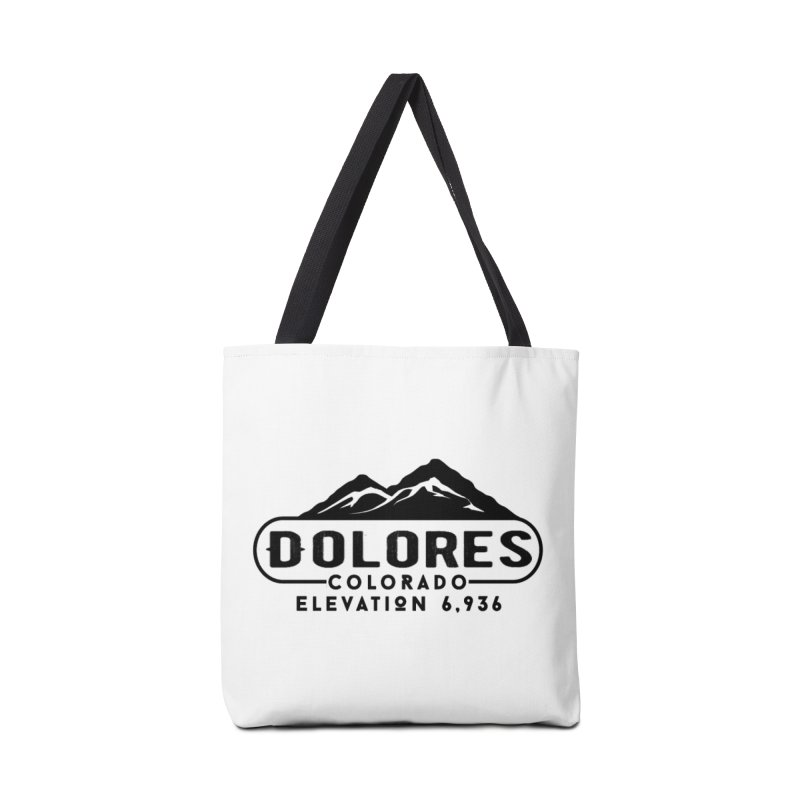 Dolores Colorado Accessories Tote Bag Bag by dolores outfitters's Artist Shop