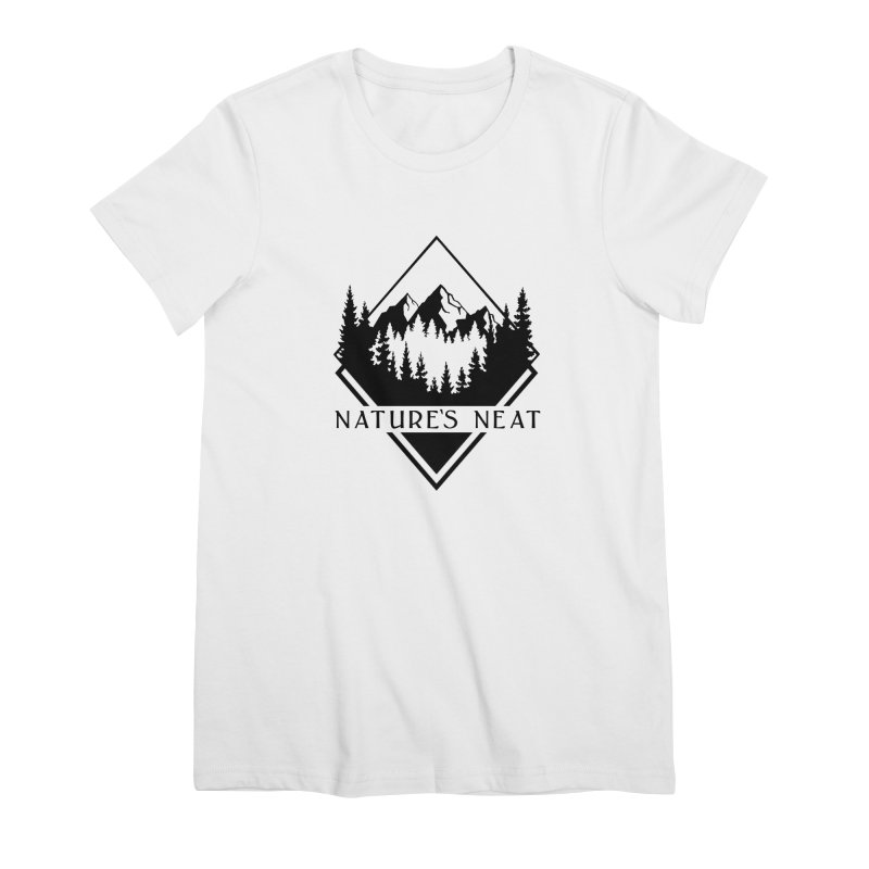 Nature's Neat Women's Premium T-Shirt by dolores outfitters's Artist Shop