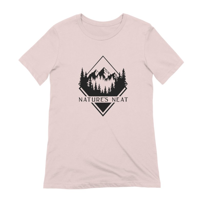 Nature's Neat Women's Extra Soft T-Shirt by dolores outfitters's Artist Shop