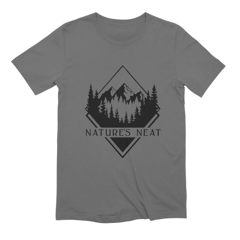 Nature's Neat Men's Extra Soft T-Shirt by dolores outfitters's Artist Shop