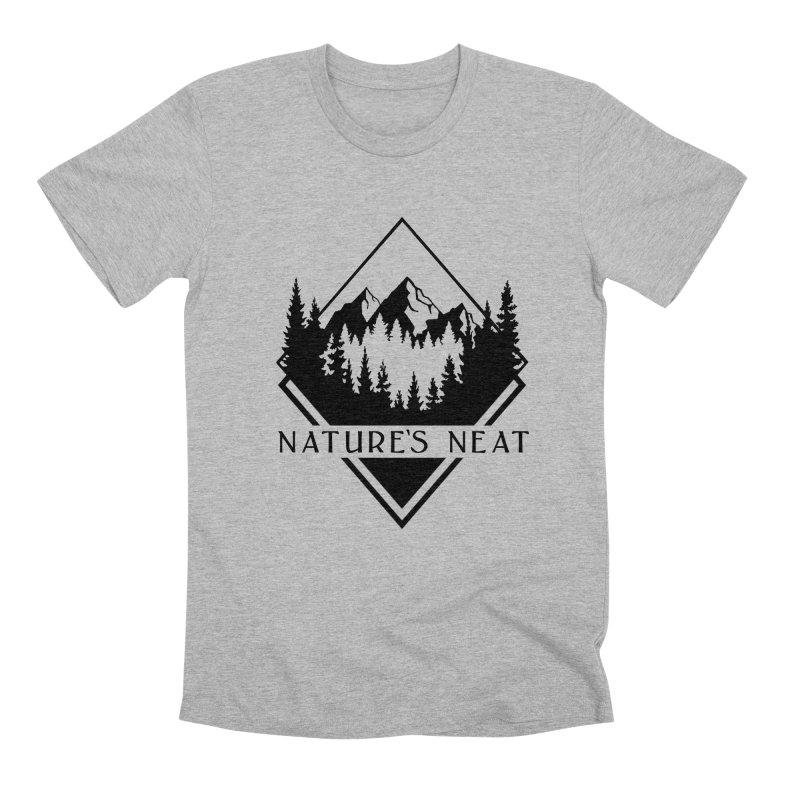 Nature's Neat Men's Premium T-Shirt by dolores outfitters's Artist Shop