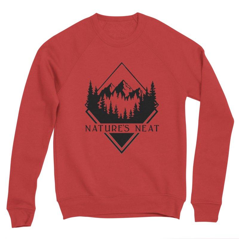 Nature's Neat Men's Sponge Fleece Sweatshirt by dolores outfitters's Artist Shop