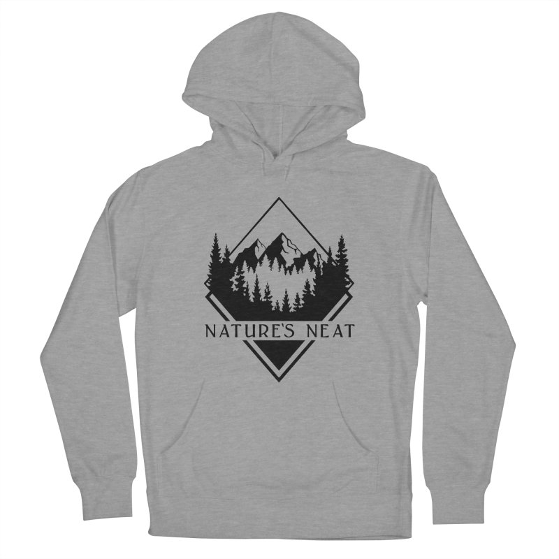 Nature's Neat Women's French Terry Pullover Hoody by dolores outfitters's Artist Shop