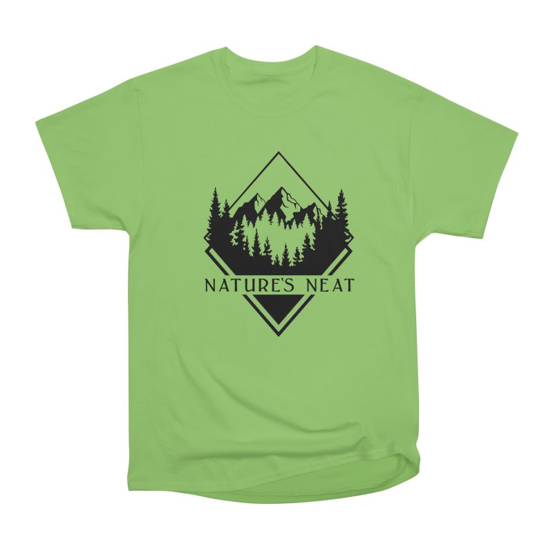 Nature's Neat Women's Heavyweight Unisex T-Shirt by dolores outfitters's Artist Shop