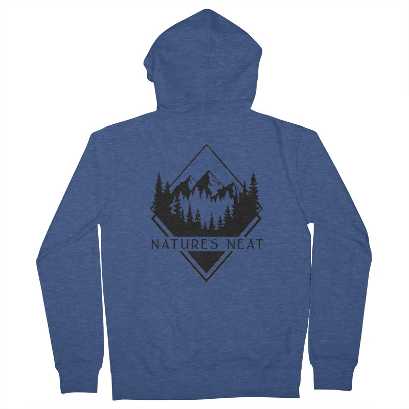 Nature's Neat Women's French Terry Zip-Up Hoody by dolores outfitters's Artist Shop