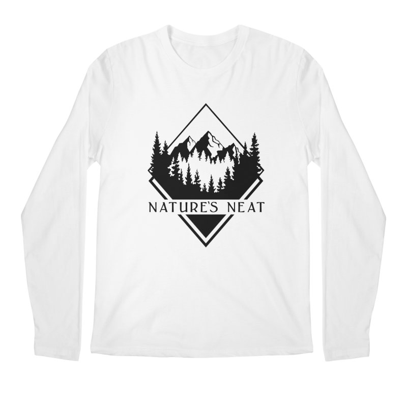 Nature's Neat Men's Regular Longsleeve T-Shirt by dolores outfitters's Artist Shop