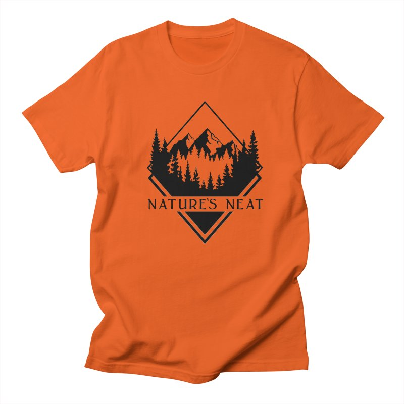 Nature's Neat Men's Regular T-Shirt by dolores outfitters's Artist Shop