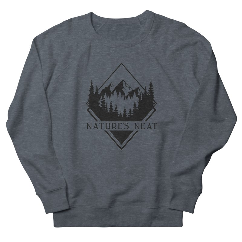 Nature's Neat Men's French Terry Sweatshirt by dolores outfitters's Artist Shop