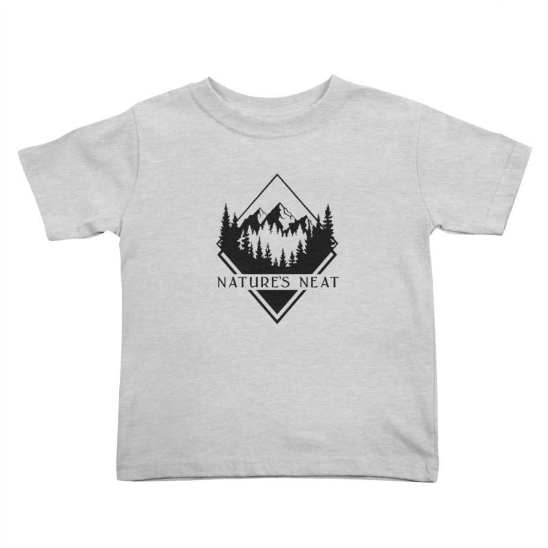 Nature's Neat Kids Toddler T-Shirt by dolores outfitters's Artist Shop