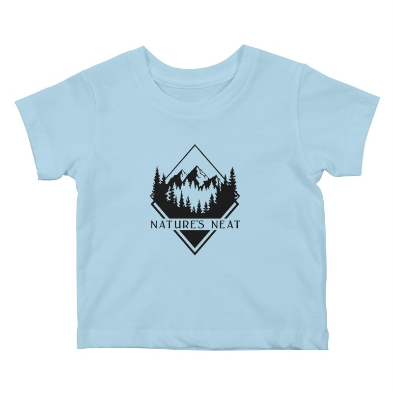 Nature's Neat Kids Baby T-Shirt by dolores outfitters's Artist Shop