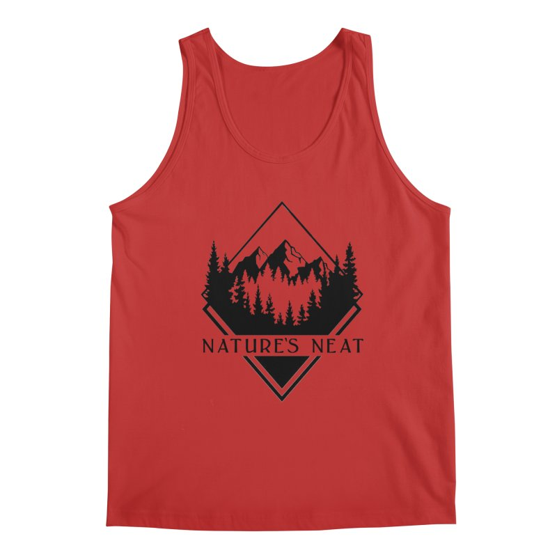 Nature's Neat Men's Regular Tank by dolores outfitters's Artist Shop