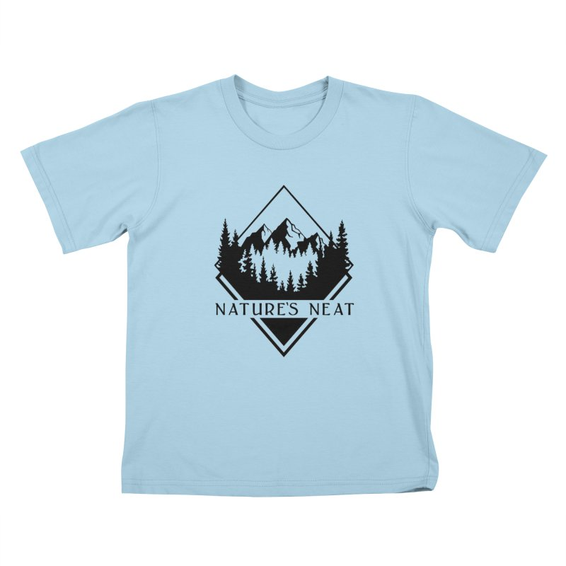 Nature's Neat Kids T-Shirt by dolores outfitters's Artist Shop