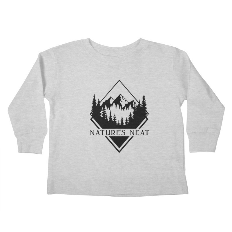 Nature's Neat Kids Toddler Longsleeve T-Shirt by dolores outfitters's Artist Shop