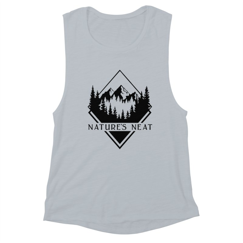Nature's Neat Women's Muscle Tank by dolores outfitters's Artist Shop