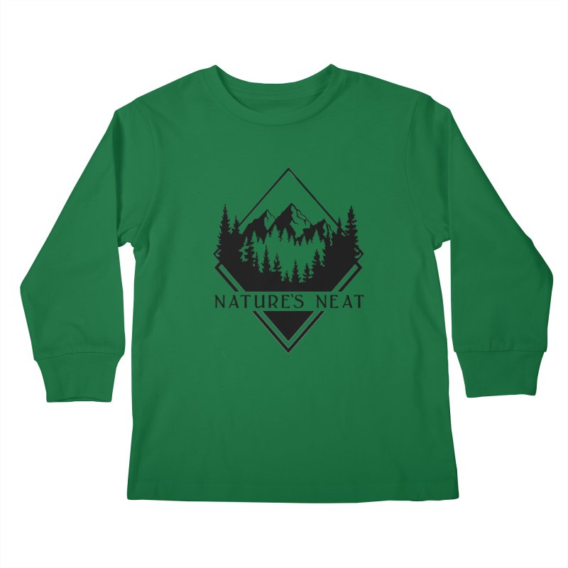 Nature's Neat Kids Longsleeve T-Shirt by dolores outfitters's Artist Shop