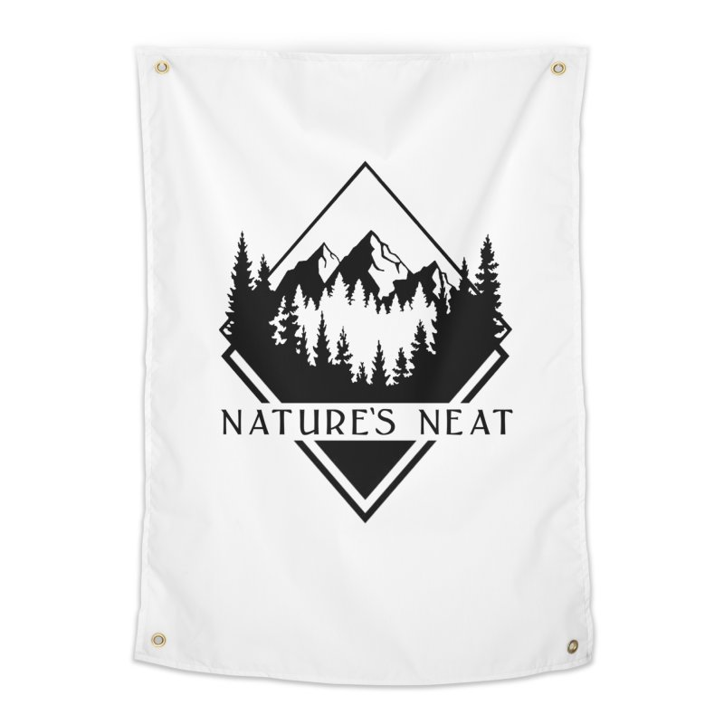 Nature's Neat Home Tapestry by dolores outfitters's Artist Shop