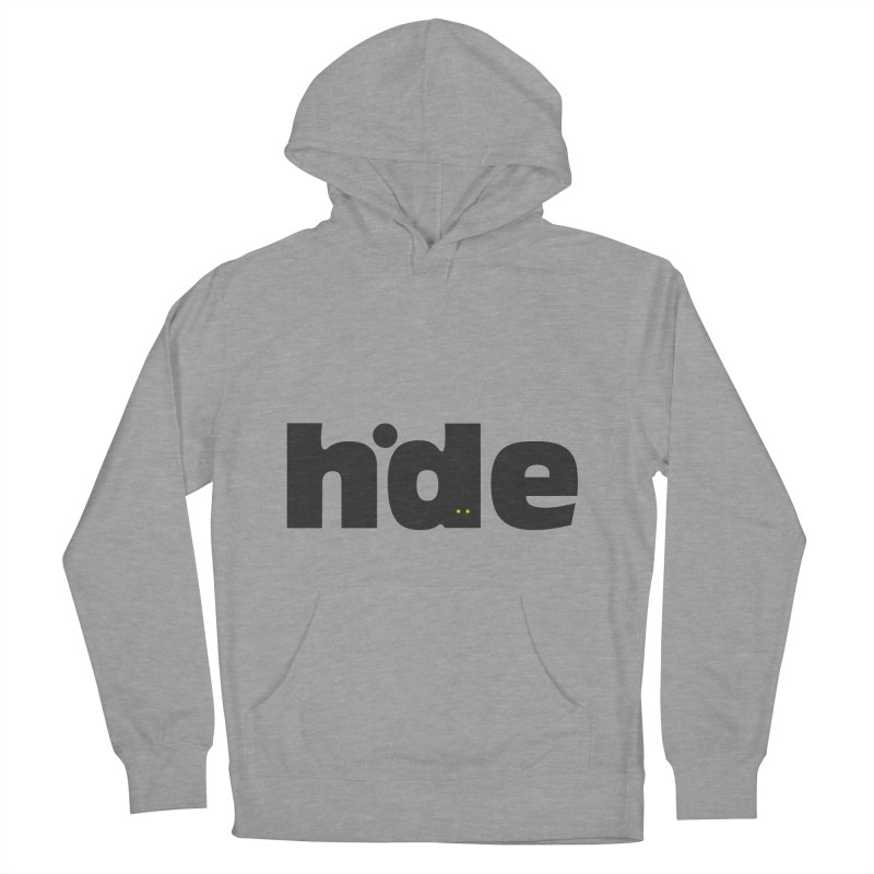 Hide Men's Pullover Hoody by DOMINATE'S Artist Shop