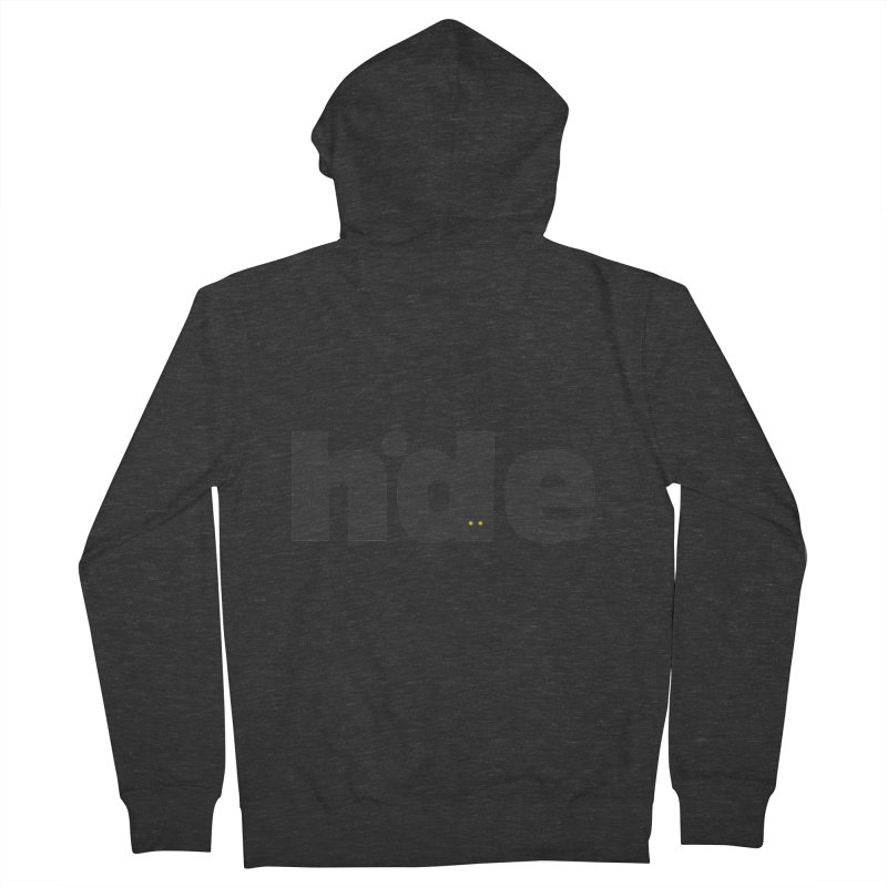 Hide Women's Zip-Up Hoody by DOMINATE'S Artist Shop