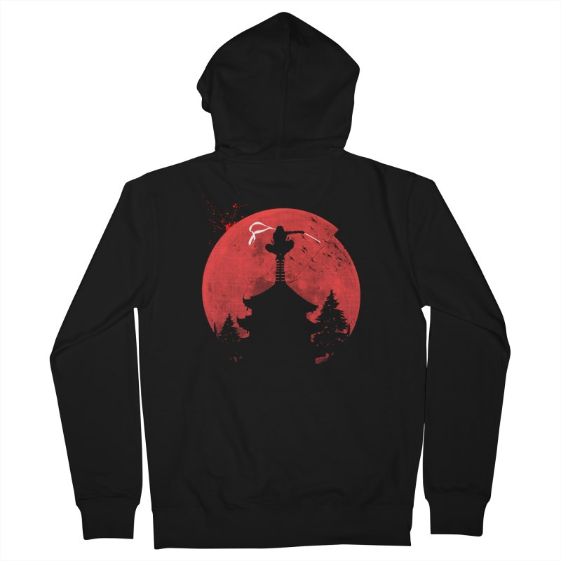 Ninja Women's Zip-Up Hoody by DOMINATE'S Artist Shop