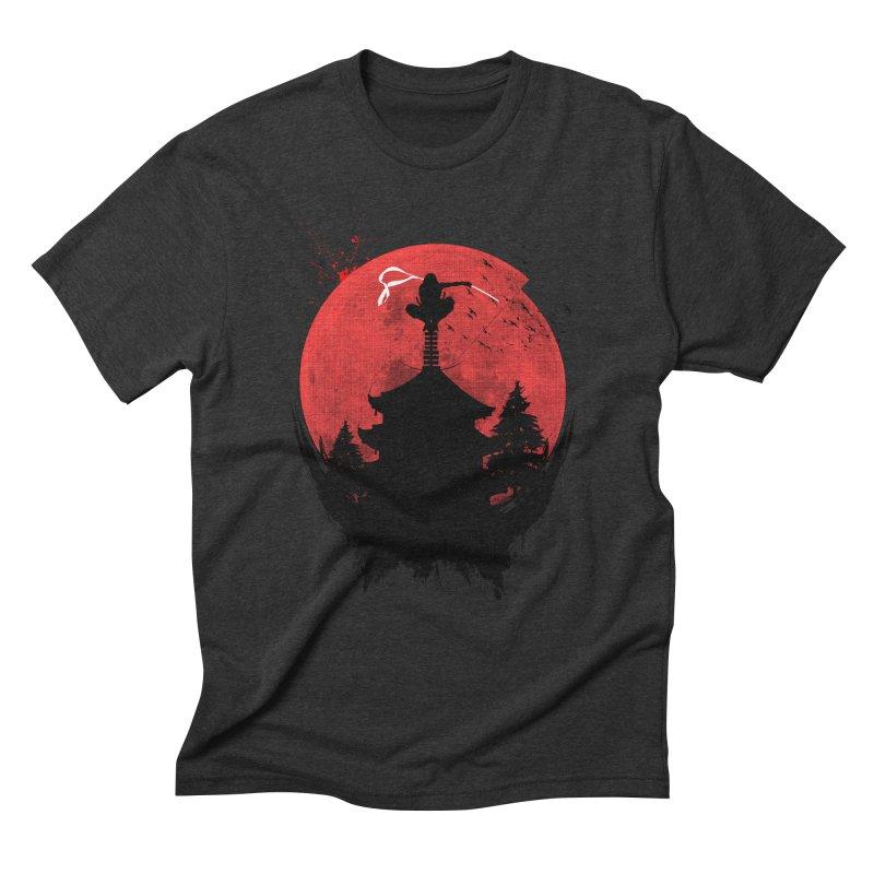 Ninja Men's Triblend T-Shirt by DOMINATE'S Artist Shop