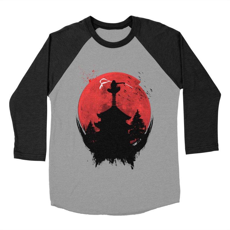 Ninja Men's Baseball Triblend T-Shirt by DOMINATE'S Artist Shop