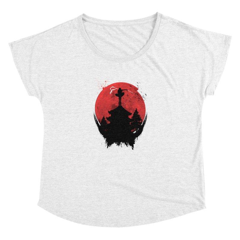 Ninja Women's Dolman by DOMINATE'S Artist Shop