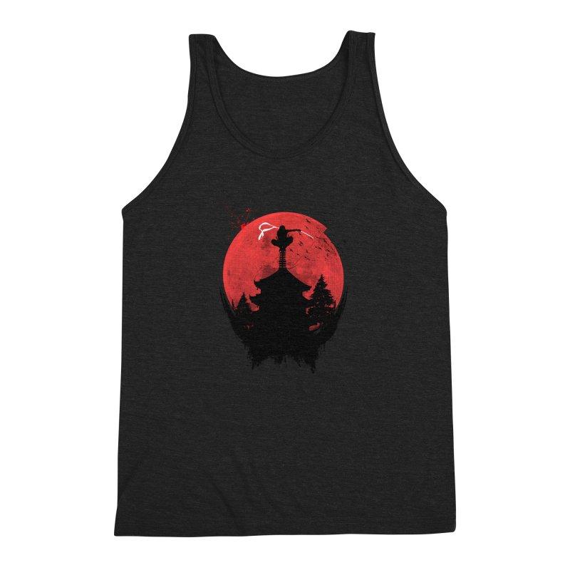 Ninja Men's Triblend Tank by DOMINATE'S Artist Shop