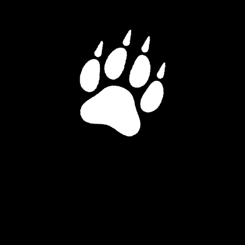 Paw Print by The Dominicator's Domain
