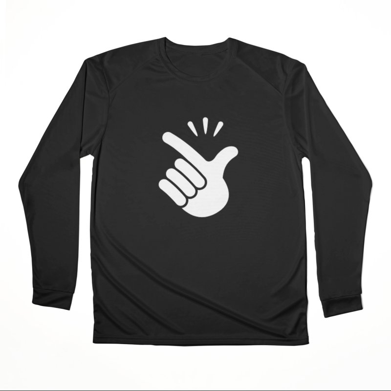 Snapper Men's Performance Longsleeve T-Shirt by The Dominicator's Domain