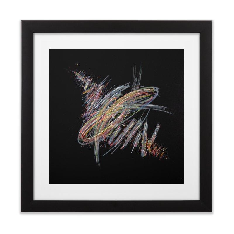 2020-007 Home Framed Fine Art Print by Dominique Vial's Artist Shop