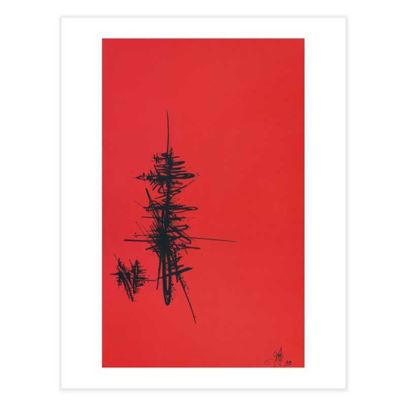 2019-026 Home Fine Art Print by Dominique Vial's Artist Shop