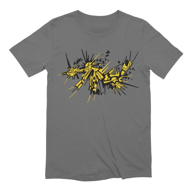 Akivi Men's T-Shirt by Dominique Vial's Artist Shop