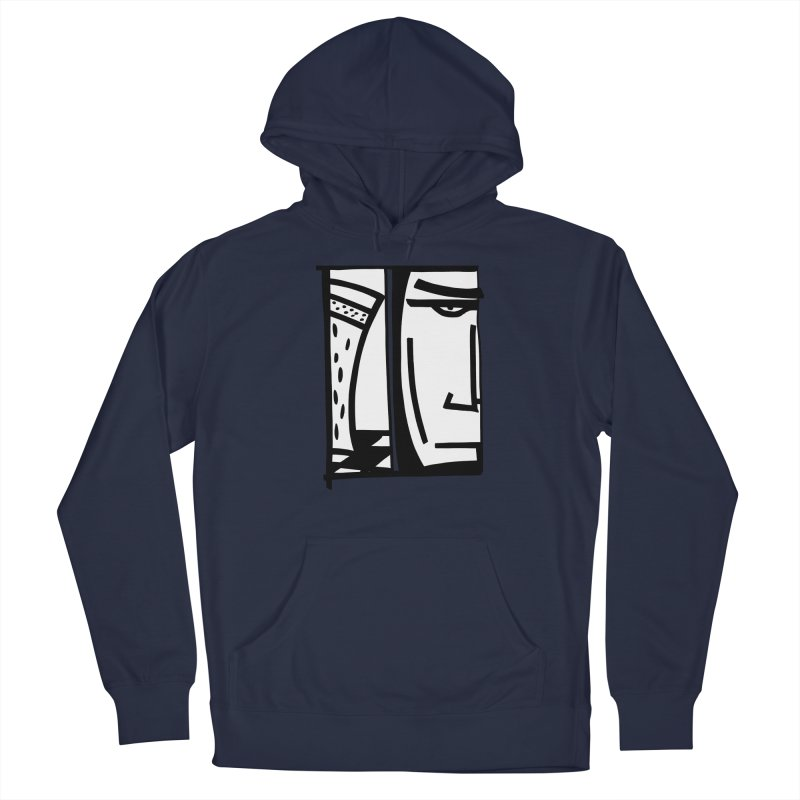 tuuhata Men's Pullover Hoody by Dominique Vial's Artist Shop